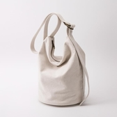 【YPRA】斜挎包包女韓版大包女 帆布休閒女士單肩水桶包女