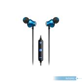 INTOPIC JAZZ BT39 運動型鋁合金磁吸入耳式藍牙耳機 藍色(盒裝)