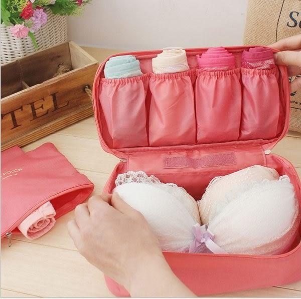 ✭米菈生活館✭【Y16】韓國第二代 多功能旅行 內衣內褲整理包 手提式旅行袋 內衣收納包
