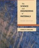 二手書博民逛書店 《The Science and Engineering of Materials》 R2Y ISBN:0534934234│Brooks/Cole