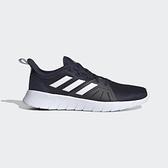Adidas ASWEERUN 2.0 男款黑色運動慢跑鞋-NO.FW1682