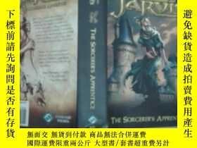 二手書博民逛書店Jarvis:罕見The Sorcerer s Apprenti
