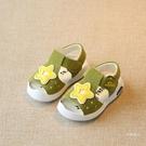 學步鞋 夏季寶寶涼鞋男女兒童學步鞋軟底學步鞋防滑幼兒涼鞋1-2-3歲【免運】