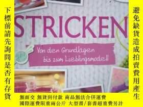 二手書博民逛書店罕見Stricken(具體什麼文,看圖)Y241605 看圖 看