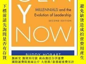 二手書博民逛書店Gen罕見Y Now: Millennials and the Evolution of Leadership,