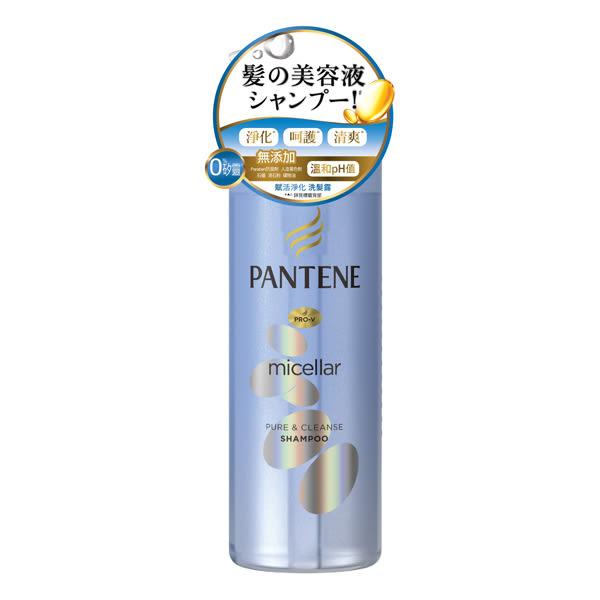 潘婷賦活淨化洗髮露500ML 【康是美】
