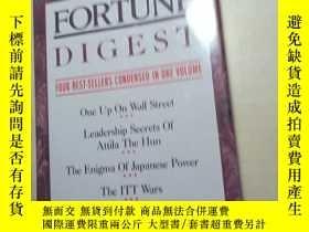 二手書博民逛書店Fortune罕見DigestY21144 fortune di