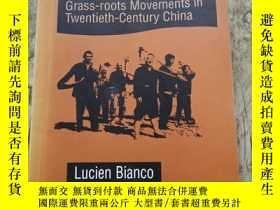 二手書博民逛書店Peasants罕見Without the Party:Grass-Root Movements in Twent