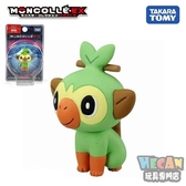 Pokemon精靈寶可夢 神奇寶貝公仔 #74 敲音猴 (TAKARA TOMY) 15453