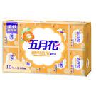 五月花聰明萬用紙巾120抽*10包【愛買】