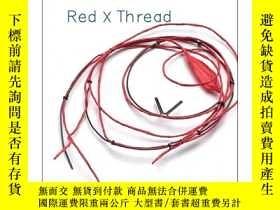 二手書博民逛書店紅X線:當代首飾創作罕見Franz Bette作品集 Red X Thread: - JewelleryY30