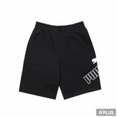 PUMA 男 基本系列BIG LOGO9吋短褲(M) - 58518101