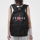 NIKE Jordan Backpack 背包 後背包 休閒 水壺袋 黑【運動世界】JD2123005GS-001