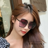 《Caroline》年度最新網紅款潮流行百搭抗UV時尚太陽眼鏡 72540