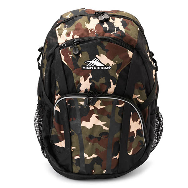 HIGH SIERRA Composite Backpack 大容量後背包-迷彩-H04-ZB034[禾雅時尚]