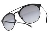 EMPORIO ARMANI 太陽眼鏡 EA2052 3014T3 (黑-漸層灰鏡片) 偏光款 質感紳士飛官款 # 金橘眼鏡