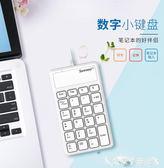 數字小鍵盤桑瑞得SK23筆記本電腦usb數字小鍵盤免切換迷妳無線外接數字鍵盤 艾家生活館