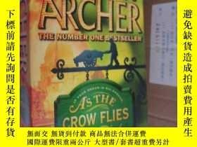 二手書博民逛書店As罕見the crow fliesY146810 JEFFRE