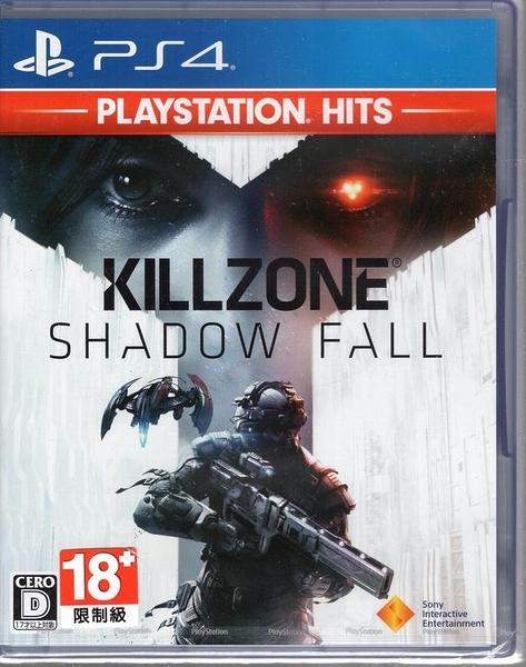 現貨中 PS4 遊戲 PlayStation Hits 殺戮地帶 闇影墮落 Killzone 日文日版【玩樂小熊】