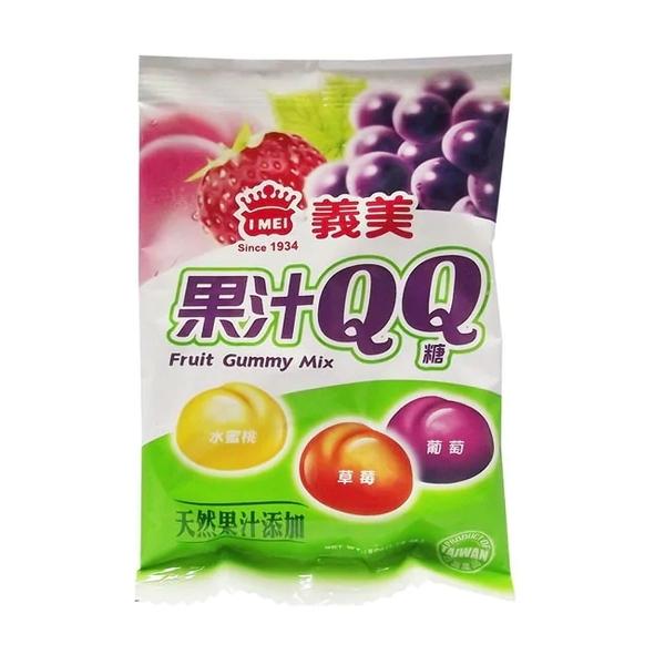 義美果汁QQ糖(綜合)50g