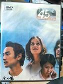 挖寶二手片-S07-152-正版DVD-台劇【45度C天空下 全20集10碟】-藍正龍 林佑威 寶媽(直購價)海報是影印