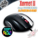 [ PC PARTY ] CoolerMaster CM Storm XORNET II RGB 光學電競滑鼠