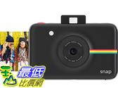 [106 美國直購] Polaroid Snap 數位拍立得 Instant Digital Camera with ZINK Zero Ink Printing Technology
