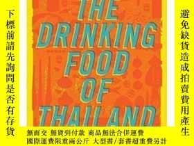 二手書博民逛書店Pok罕見Pok The Drinking Food Of ThailandY364682 Andy Rick