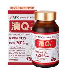 專品藥局 日本AFC 菁鑽系列 清Q10 膠囊食品 120粒 (清爽快調,還給健康新淨流) 【2006856】