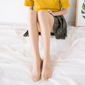 絲襪純色透肉絲襪女薄款防勾絲夏季光腿神器任意剪連褲打底女士襪子 凱斯盾