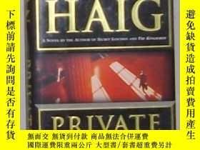 二手書博民逛書店英文原版罕見Private Sector by Brian Ha