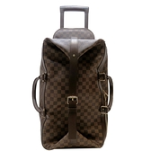 路易威登 LOUIS VUITTON LV 棋盤格手提肩背行李箱 登機箱 Damier Eole 50 N23205