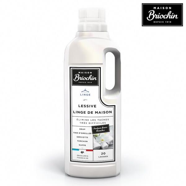 Maison Briochin 黑牌碧歐馨 天然柔嫩洗衣精 1L - WBK SHOP