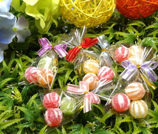 《婚禮小物- 甜蜜金柑糖/份》*婚禮布置/喜糖/桌上禮/二次進場