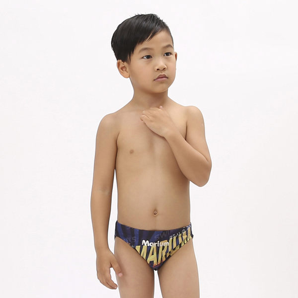 ≡MARIUM≡  小男競賽型泳褲 MAR-6102J