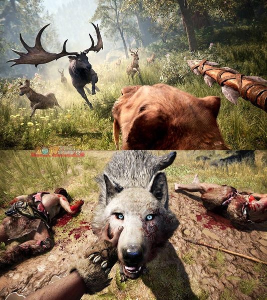 XBOX ONE 極地戰嚎:野蠻紀源 -英文版- Far Cry Primal 孤島驚魂 原始殺戮