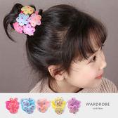 易開式盒裝兒童女孩彈性髮圈(20入) / 衣櫃控-WardrobE / YW009
