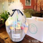 新生兒玩具禮盒嬰兒用品玩具套裝百天男寶寶滿月禮物禮籃送禮高檔igo 沸點奇跡