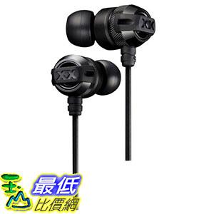 [106東京直購] JVC HA-FX3X-B 黑 入耳式 耳機 XX Series Canal Earphone Stealth Black