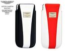 快速出貨 iPhone5 5S SE Aston Martin RACING 賽車系列 手工真皮皮套 直插套 保護套