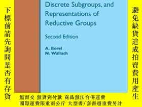 二手書博民逛書店Continuous罕見Cohomology, Discrete Subgroups, And Represent