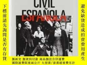 二手書博民逛書店La罕見Guerra Civil Espanola   The Spanish Civil WarY25626