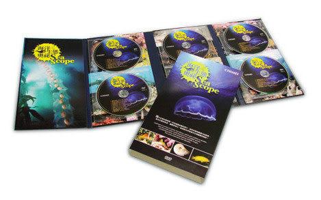 海洋生態的奧秘 DVD ( SEA SCOPE )