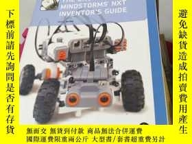 二手書博民逛書店The罕見Unofficial Lego Mindstorms