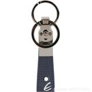 Mont Blanc 萬寶龍匠心系列 小牛皮環形鑰匙圈(深藍色) 1840711-34
