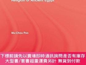 二手書博民逛書店Wine罕見& Wine Offering In The Religion Of Ancient EgyptY