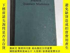 二手書博民逛書店practical罕見quantum mechanics (H4