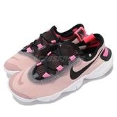Nike 慢跑鞋 Wmns Free RN 5.0 2020 紅 黑 赤足 女鞋 運動鞋【ACS】 CJ0270-004