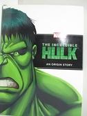 【書寶二手書T1/原文小說_D5N】The Incredible Hulk: An Origin Story_Thomas, Rich (ADP)