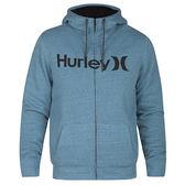 Hurley BAYSIDE SHERPA 連帽外套-水藍(男)